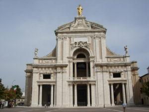 Basilica near Assisi